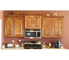 Best Wood cabinet finish restoration products