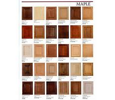 Best Wood cabinet finishes colors