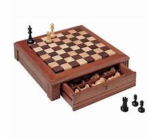 Best Wood chess table plans