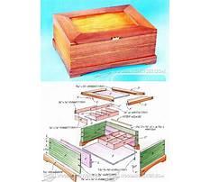 Best Wood chest design plans