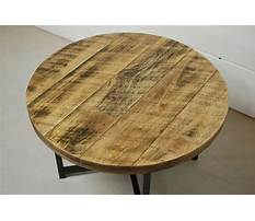 Best Wood coffee table kits