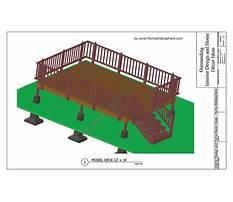 Best Wood deck plan.aspx