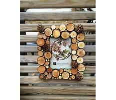 Best Wood frames craft ideas