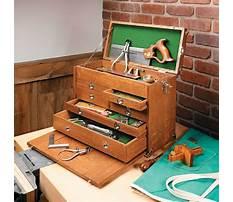 Best Wood machinist chest plans