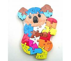 Best Wood puzzle patterns for kids