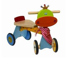 Best Wood riding toys for toddlers