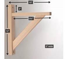 Best Wood shelf bracket woodworking plans.aspx