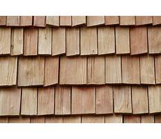 Best Wood shingle roof