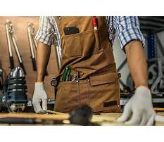 Best Wood shop aprons