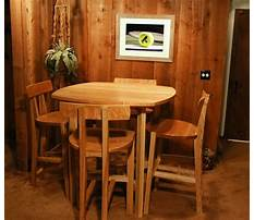 Best Wood two color kitchen table woodworking plans.aspx