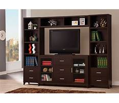 Best Wood wall entertainment units
