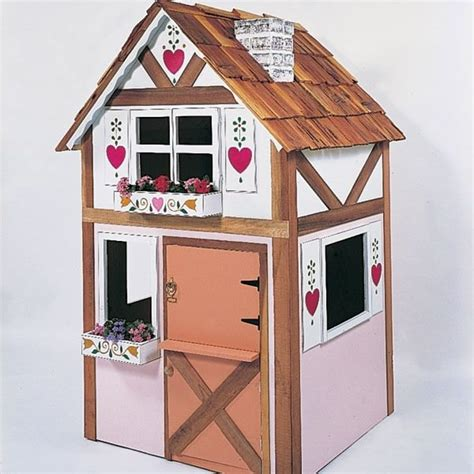 Woodcraft Playhouse Plans