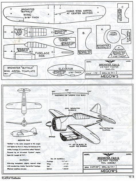 Wooden Airplane Plans For Free
