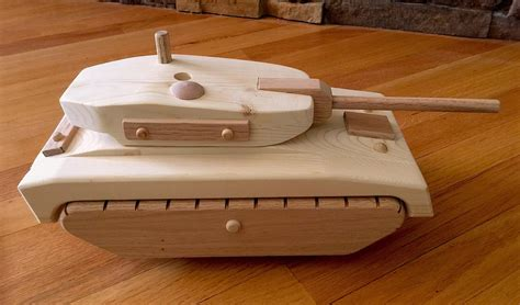 Wooden Army Tank Plans