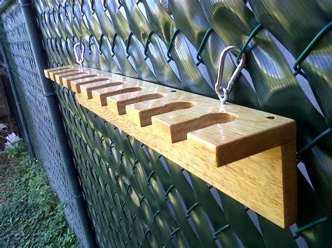 Wooden Baseball Bat Rack Plans
