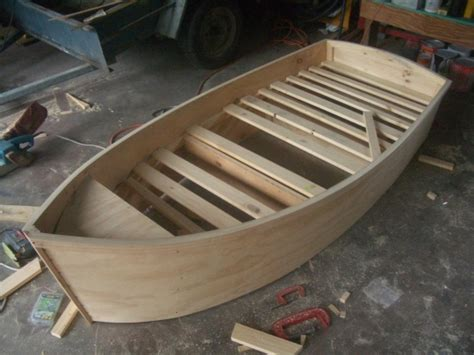 Wooden Boat Bed Plans