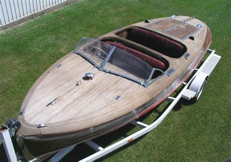Wooden Boat Projects For Sale
