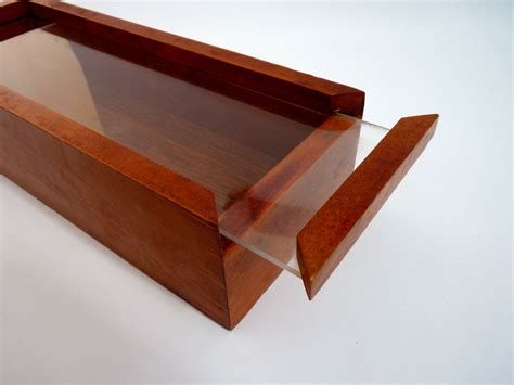 Wooden Box Sliding Lid Plansource