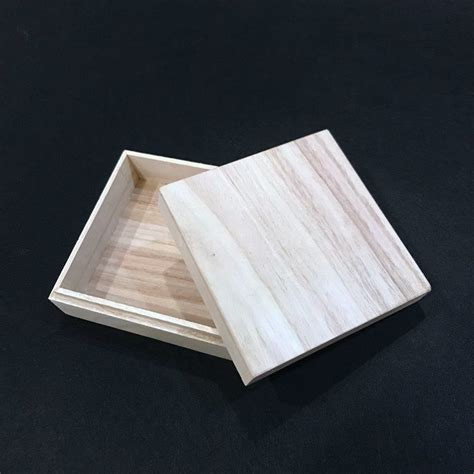 Wooden Box With Removable Lid Plans