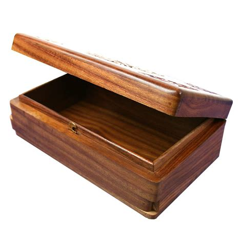 Wooden Boxes With Secret Locks