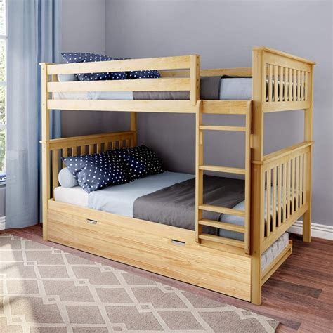 Wooden Bunk Bed Details
