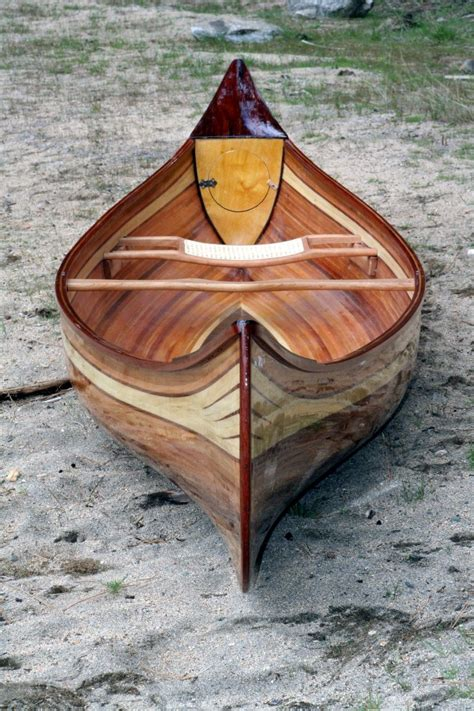 Wooden Canoe Paddles Plans