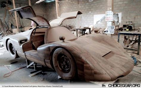 Wooden Car Plans Full Size