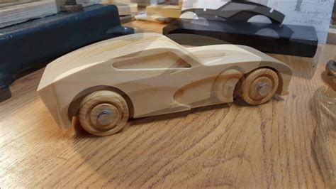 Wooden Car Projects Plans
