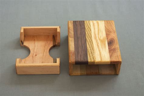 Wooden Card Deck Box Plans