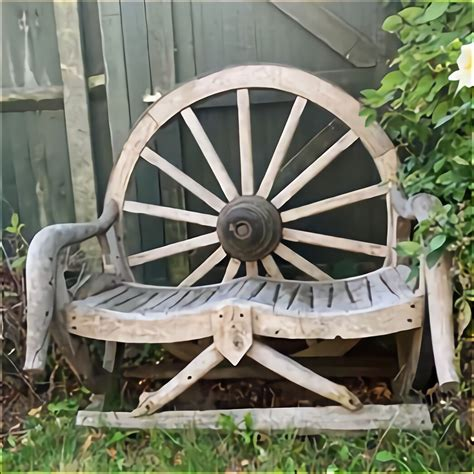 Wooden Cart Wheels For Sale UK