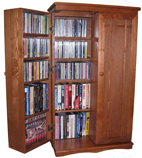 Wooden Cd Storage Cabinets