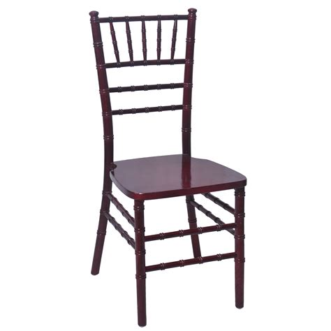 Wooden Chair Rental Mn