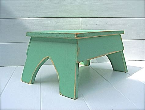 Wooden Chair Step Stool Plans