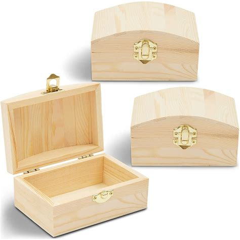 Wooden Chest Box Diy Crafts