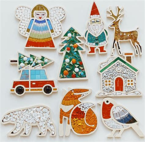 Wooden Christmas Craft Kits