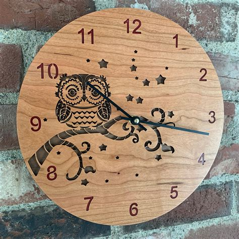 Wooden Clock Designs Store
