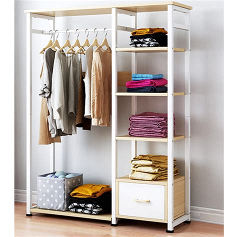 Wooden Closet Organizers Free Standing