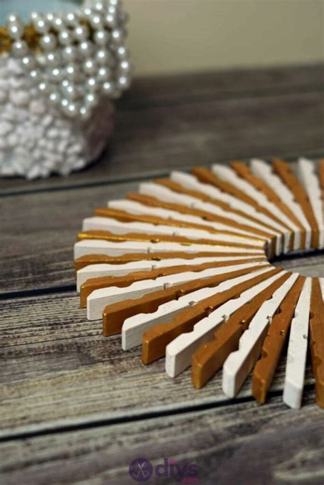 Wooden Clothespin Projects