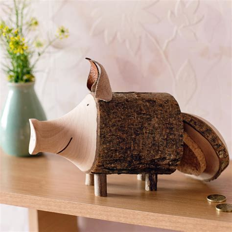 Wooden Coin Bank Supplies Inc