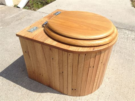 Wooden Composting Toilet Plans
