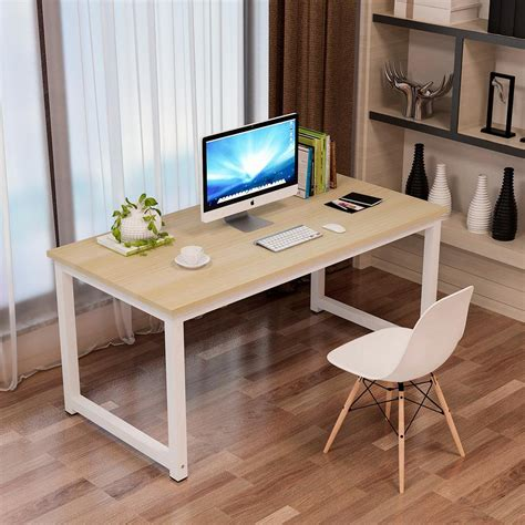 Wooden Computer Table Designs For Home