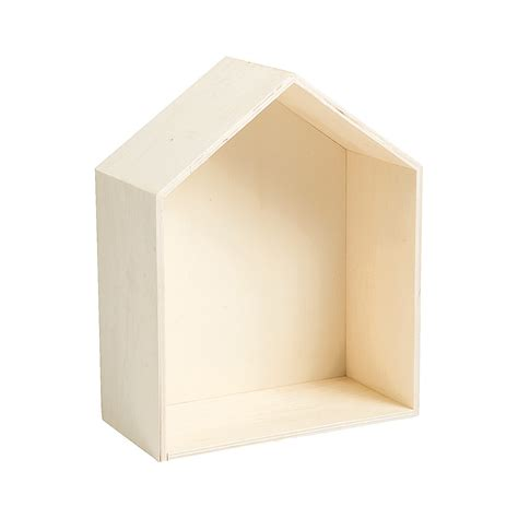 Wooden Craft Shapes And Boxes