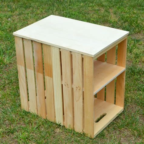 Wooden Crates For Diy Table Saw