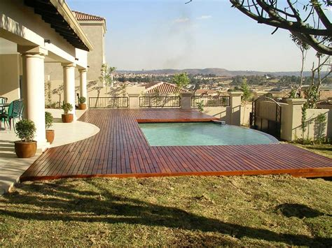 Wooden Deck Plans South Africa