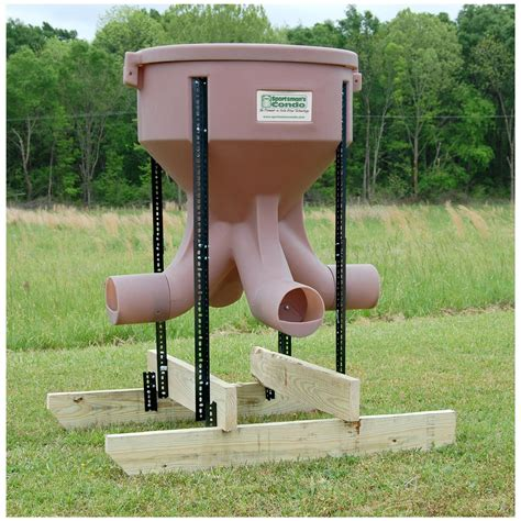 Wooden Deer Feeder Plans Youtube Movies