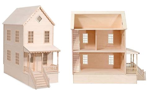 Wooden Dollhouse Plans PDF