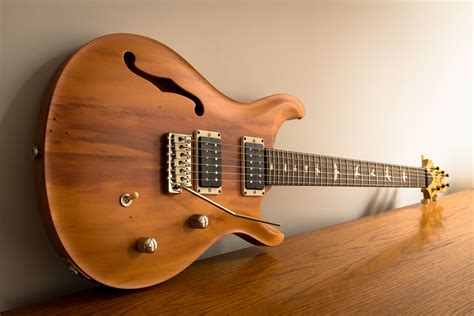 Wooden Electric Guitar Plans