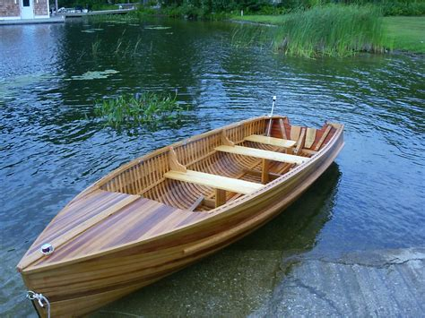 Wooden Fishing Boat Plans