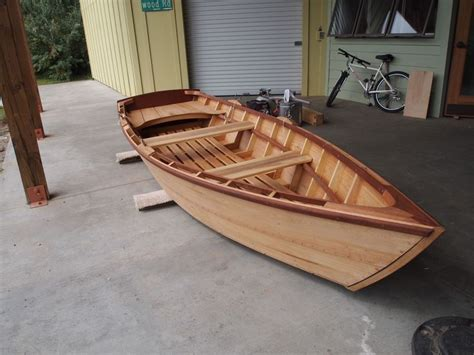 Wooden Flat Bottom Boats Plans