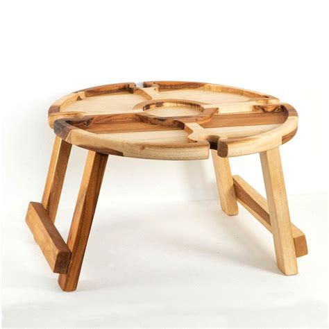Wooden Folding Picnic Table NZ